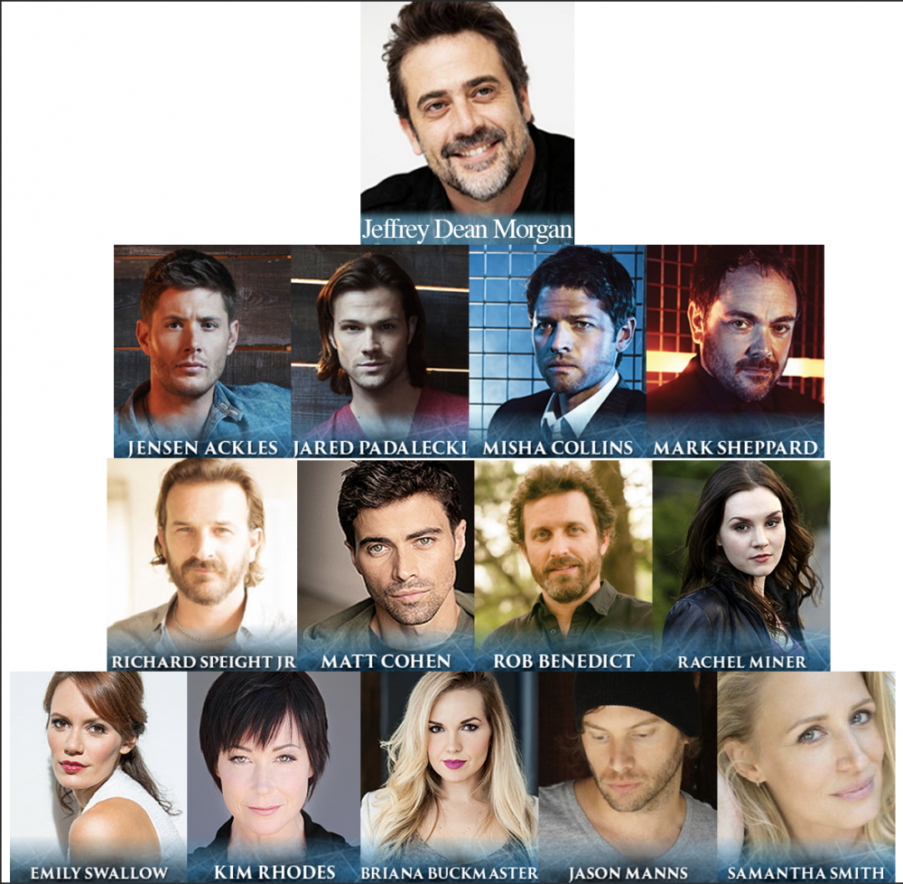 Supernatural Official Convention Washington Dc All Ticket Options